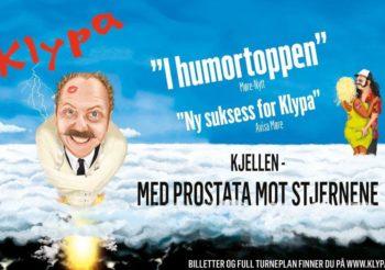 Kjell «Kjellen» Bigset kommer