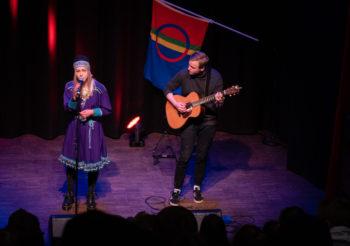 Samisk lørdag på Halti