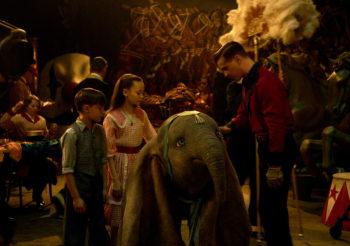 Viser «Dumbo» i to versjoner