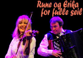 Dynamitt-duo spiller konserter på Sonjatun