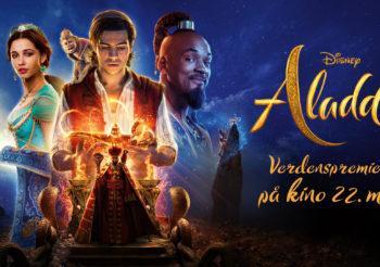 Aladdin i to versjoner