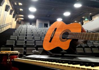 Ledige plasser for instrumentopplæring