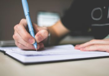 10-ukers kurs i kreativ skriving høsten 2019