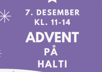 Advent på Halti