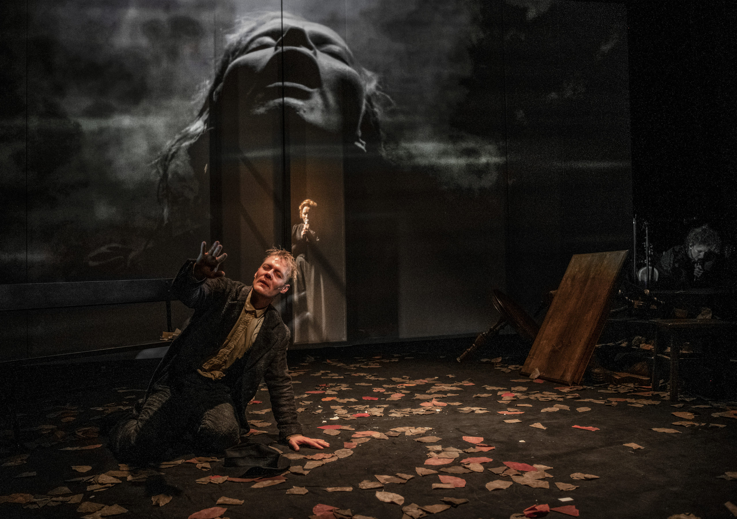 Foto: Erik Berg / Riksteateret