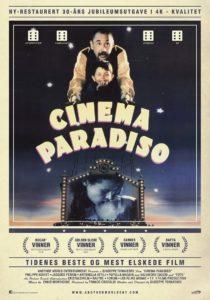 Kaffekino: Cinema Paradiso