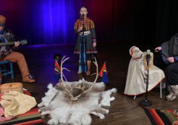 Kulturskolens bidrag til Samenes nasjonaldag