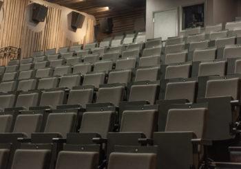 Kino stengt inntil videre