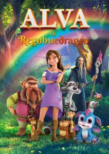 Alva og Regnbuedragen
