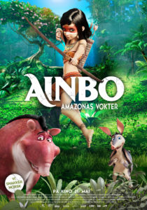 Ainbo - Amazonas vokter (Norsk tale)