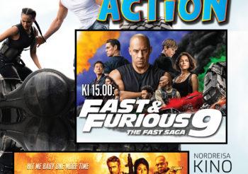 Sommer-action på kino