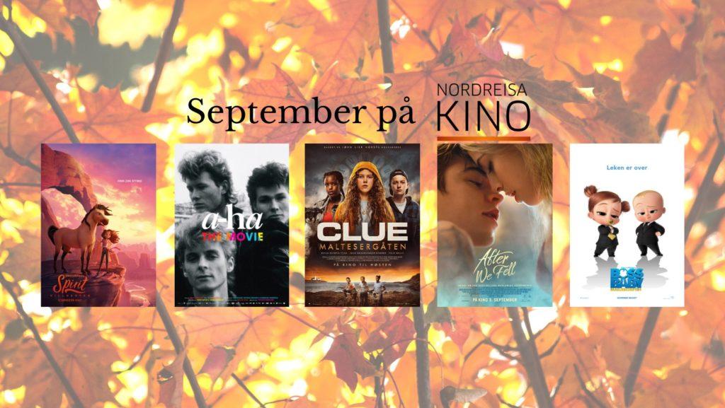 kino i september