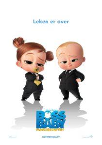 Boss Baby: Familiebedriften