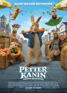 Petter Kanin hopper hjemmefra (norsk tale)