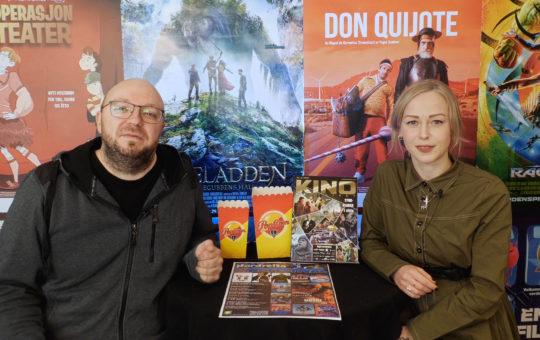 Nordreisa kino presenterer filmer